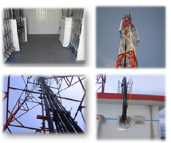 BTS & MW Installation, Testing and Commissioning